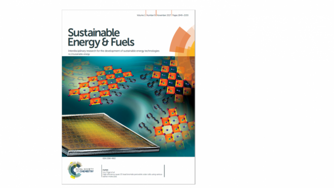 Sustainable Energy & Fuels